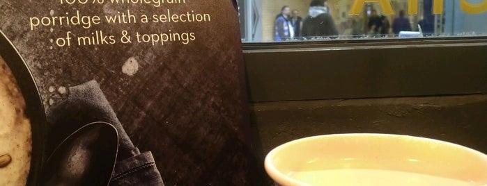 Caffè Nero Express is one of Posti che sono piaciuti a Ico.