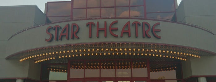 AMC Star Grand Rapids 18 is one of Rise & Shine Film Screening Locations.