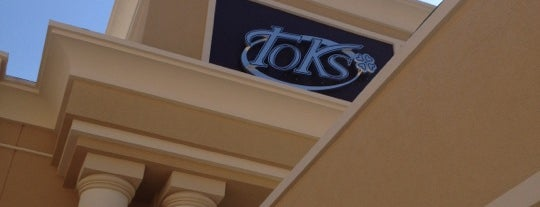 Toks is one of สถานที่ที่ Fernando ถูกใจ.