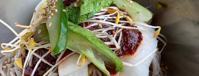 유진막국수 is one of noodle.