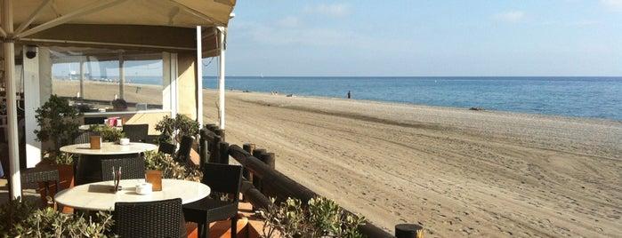 Restaurante Los Moriscos is one of Posti che sono piaciuti a Vanessa.