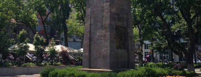 Atatürk Alanı is one of En çok check-inli mekanlar.