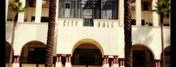 Culver City City Hall is one of Lieux qui ont plu à Matías.