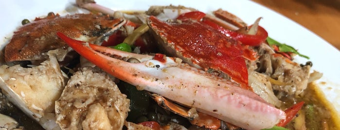 Nong M Seafood is one of Ignasi 님이 저장한 장소.