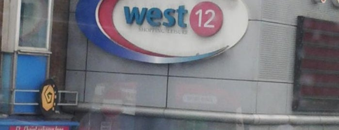West 12 is one of Lieux qui ont plu à Paul.