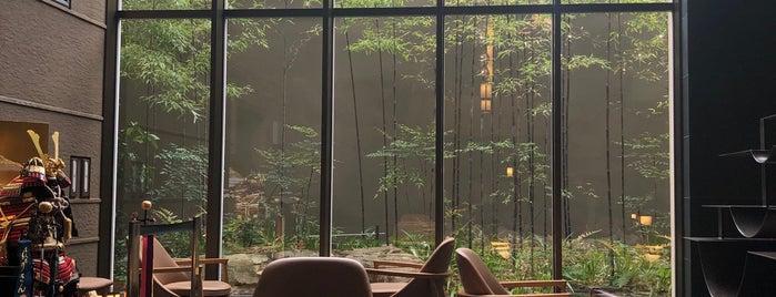 The Celestine Kyoto Gion is one of Lugares favoritos de Natalya.