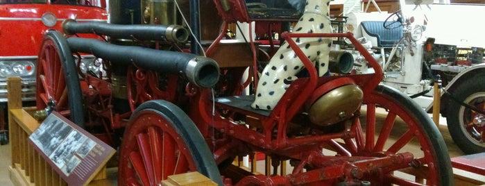 Denver Firefighters Museum is one of Denver.
