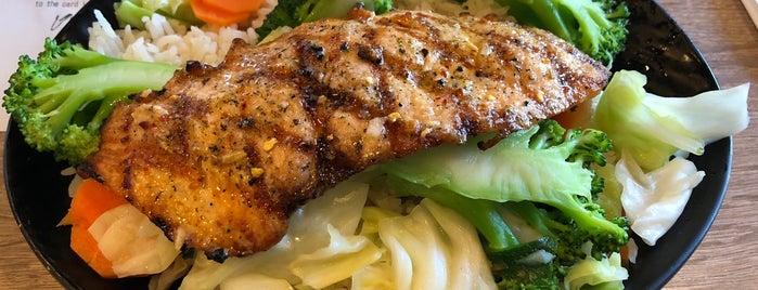 Fish's Wild Grill & More is one of Posti che sono piaciuti a Erika.