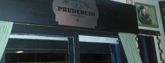 Prudencio Resto Bar is one of Mis Lugares habituales!.