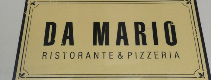 Da Mario is one of Istanbul.