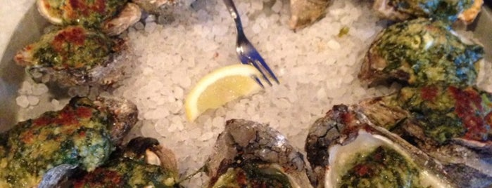 Half Shell Oyster House is one of The 25 Best Seafood Restaurants in America.