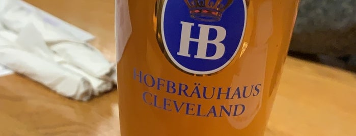 Hofbräuhaus Cleveland is one of Taste of Cleveland.