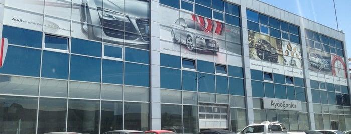 Aydoğanlar VW Yetkili Servis is one of Lieux qui ont plu à Sinan.