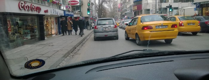 Tunalı Hilmi Caddesi is one of LMNさんのお気に入りスポット.