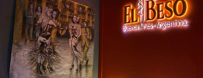 El Beso is one of Buenos Aires.