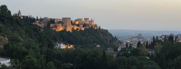 La Chumbera is one of Granada.