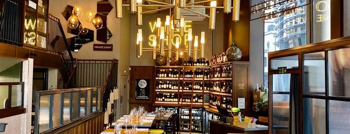 Vinoteca is one of London, UK 🇬🇧.