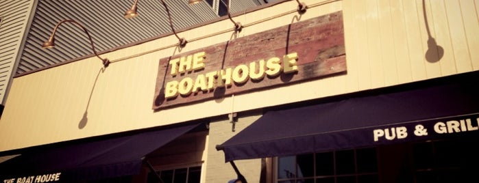 The Boathouse is one of Best places to eat & drink in Cambridge.
