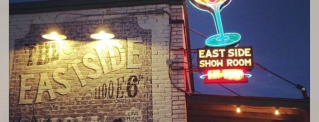 East Side Showroom is one of Austin.