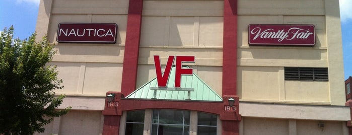 VF Outlet Center is one of Non restaurants.