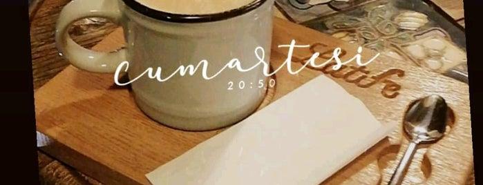 Latife Cafe is one of Posti che sono piaciuti a Halil G..