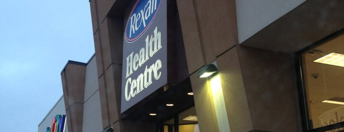 Rexall Drug Store is one of Rexall Pharma Store (1/2).