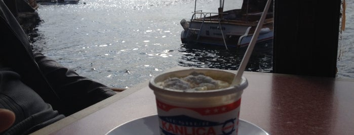 İsmailağa - Asırlık Kanlıca Yoğurdu is one of Must-Visit ... Istanbul.