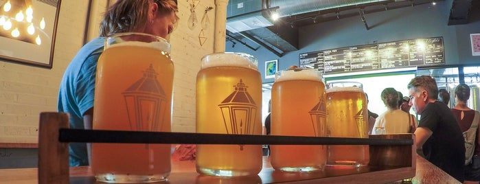 Lamplighter Brewing Co. is one of Drinks.