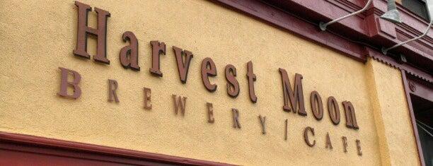 Harvest Moon Brewery is one of NJ Breweries.