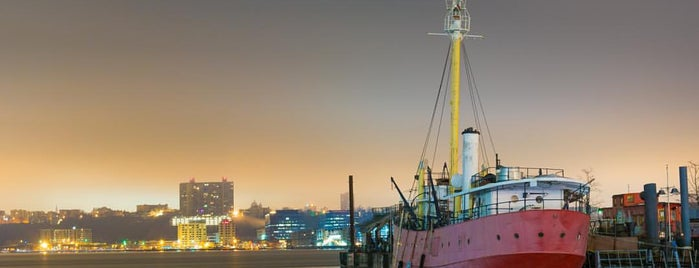 Lightship Frying Pan is one of The Medinas -  Our New York City.