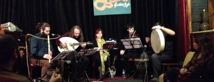 Gitar Cafe is one of Zero Dağıtım Noktaları: Kafe & Restoran.