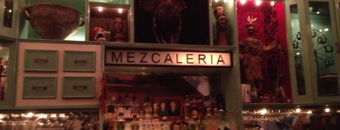 Casa Mezcal is one of Cocktailing it!.