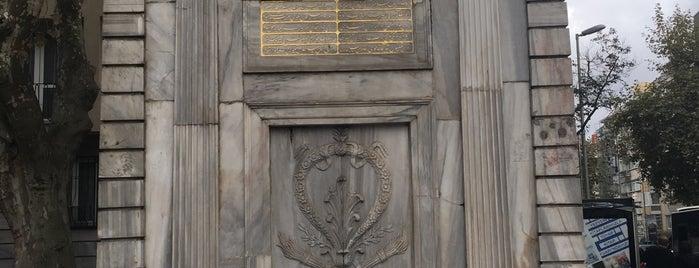 Valideçeşme is one of Rugi 2.