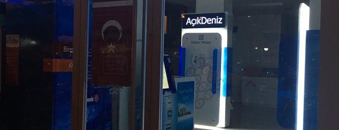 DenizBank is one of Lieux qui ont plu à Fatih.