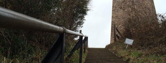 Cape Henry Lighthouse is one of Wmsbg / Norfolk / Va Beach.