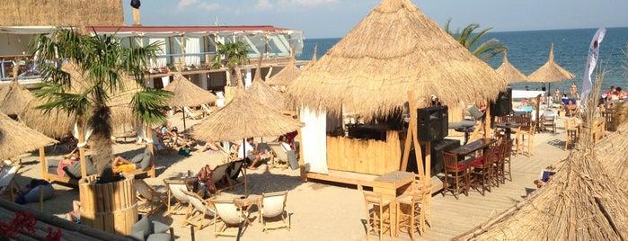 Makalali Beach is one of Varna's best.