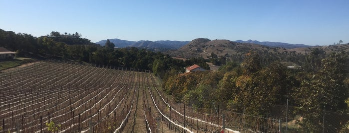 Altipiano Vineyard and Winery is one of SoCal.