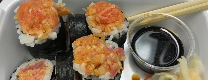 Sushi Enzô is one of Québec.