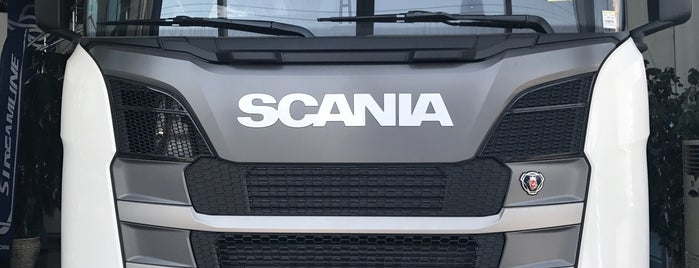 SCANIA is one of Comments Comments.