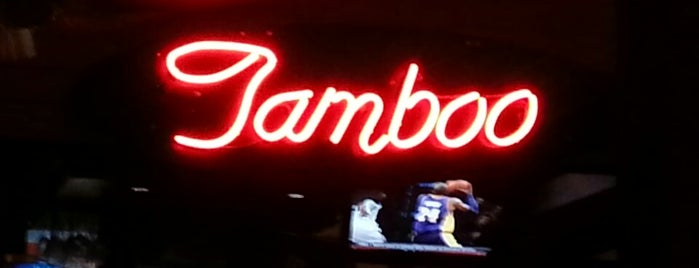 Tamboo Beside the Pointe is one of Puerto Rico Restaurants.