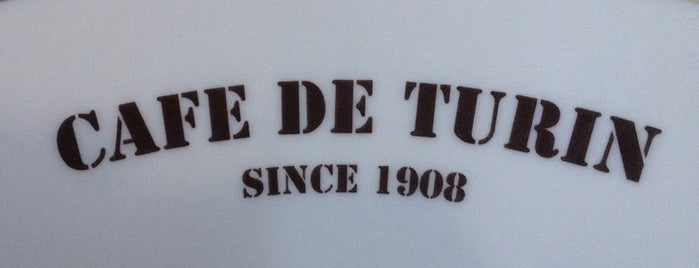 Café de Turin is one of yenilesii.
