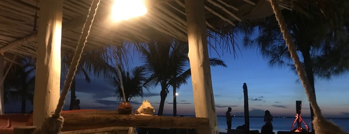 Kae Beach Bar is one of Zanzibar.