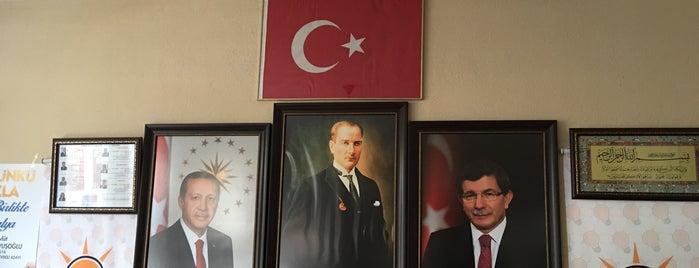 Çakal Çökerten Obası is one of Halis'in Beğendiği Mekanlar.