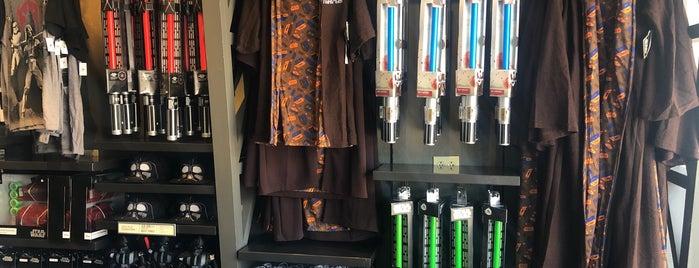 Star Wars Galactic Outpost is one of Disney Springs.