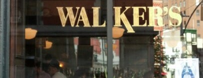 Walker's is one of NYC food.