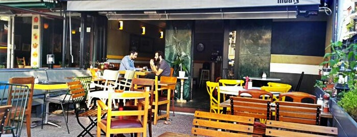 Muaf is one of Restaurants, Cafes, Lounges and Bistros.
