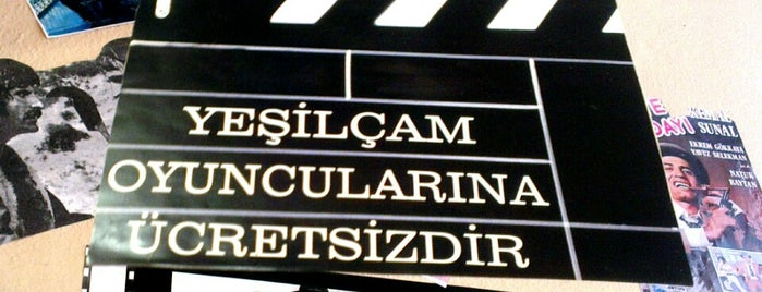 Yeşilçam Cafe is one of Locais curtidos por Zeynep.