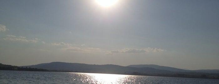 Yeniçağa Gölü is one of alev.