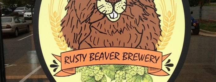 Rusty Beaver Brewery is one of Breweries.