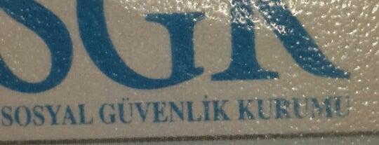 Manavgat Sgk Müdürlüğü is one of Locais curtidos por Yılmaz.
